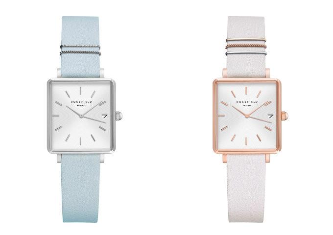 「ROSEFIELD(ローズフィールド)」のシンプルで上品なスクエア型の腕時計「The Boxy XS」3