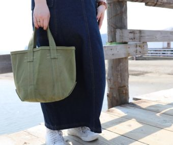 味わい深い帆布と使いやすさに感動。大人が持ちたい「SLOW」の帆布トートバッグ特集