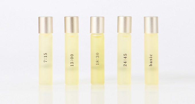 日常の中でネイルケアする時間を想定した「uka nail oil(ウカ ネイルオイル)」のオイル5種