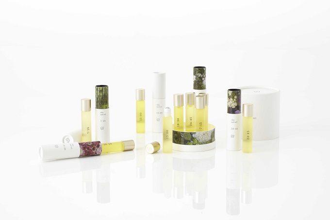日常の中でネイルケアする時間を想定した「uka nail oil(ウカ ネイルオイル)」のさまざまなオイル2