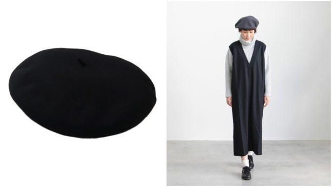 大人の女性におすすめの「Manufacture De Berets(マニファクチュールデュベレー)」のベレー帽