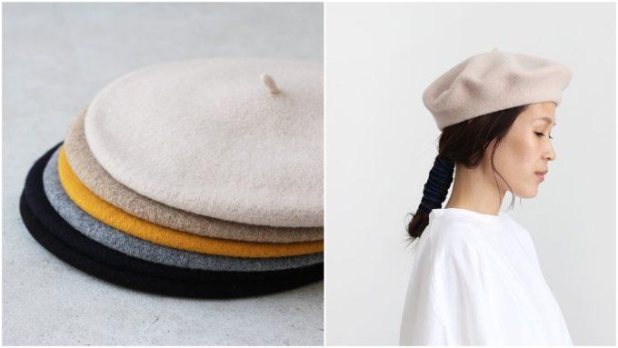 大人の女性におすすめの「KOPKA(コプカ)」のベレー帽