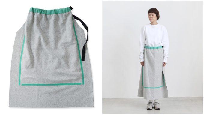 大人女性におすすめの「spoken words project スポークンワーズプロジェクト」のロングスカート