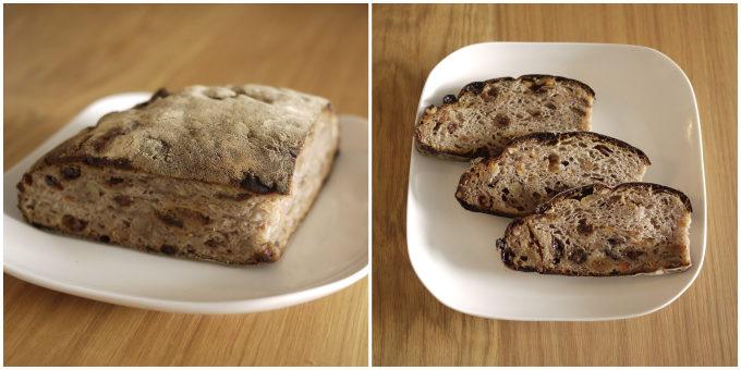 和歌山のパン屋「3ft」のハード系パン「たわわ」