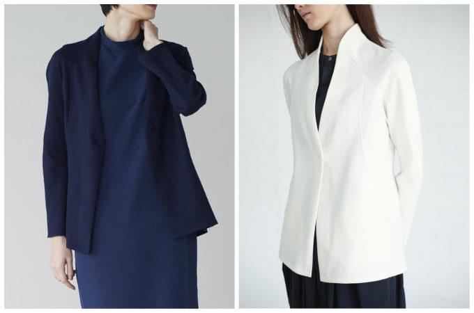 働く女性におすすめ「KNITOLOGY(ニットロジー)」の仕事服、「Women's Jacket(ジャケット) 」