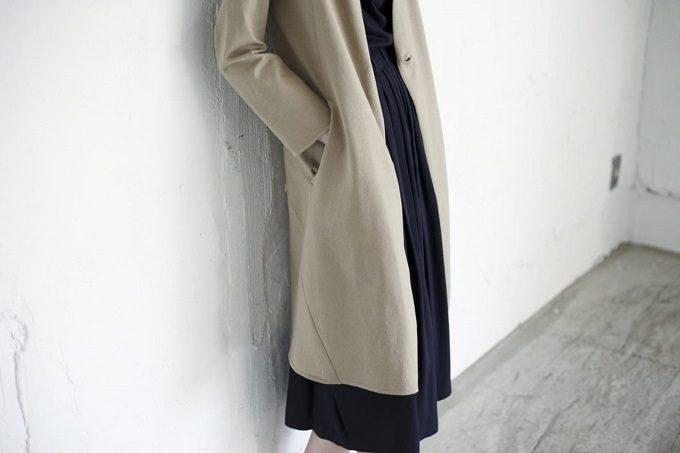 働く女性におすすめ「KNITOLOGY(ニットロジー)」の仕事服、コート2