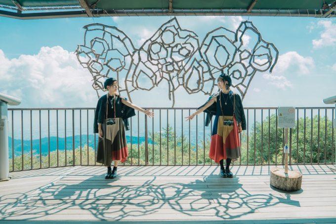 「六甲ミーツ・アート芸術祭」のフォトスポット1