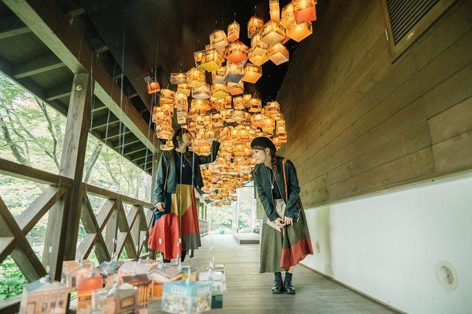 「六甲ミーツ・アート芸術祭」のフォトスポット2