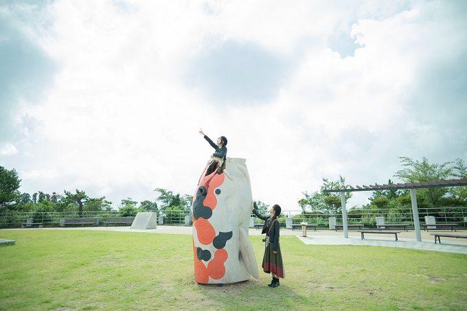 「六甲ミーツ・アート芸術祭」のフォトスポット3
