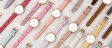 大人女子におすすめのALETTE BLANCの新作腕時計「パレットコレクション」1