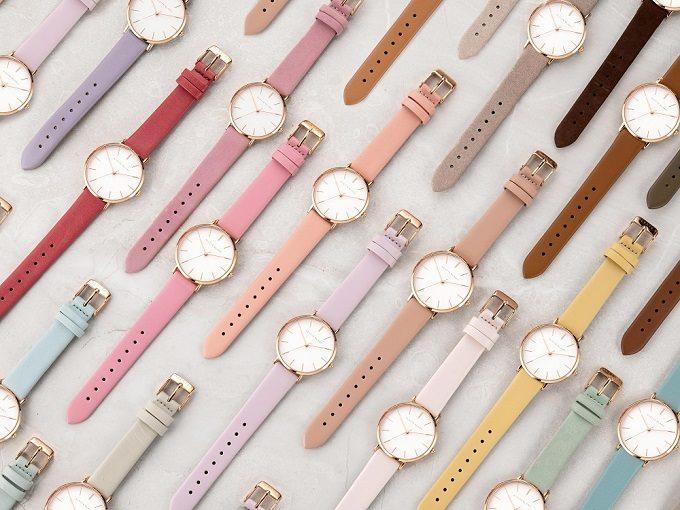 大人女子におすすめのALETTE BLANCの新作腕時計「パレットコレクション」3