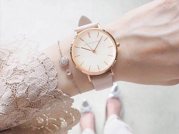 大人女子におすすめのALETTE BLANCの新作腕時計「パレットコレクション」4