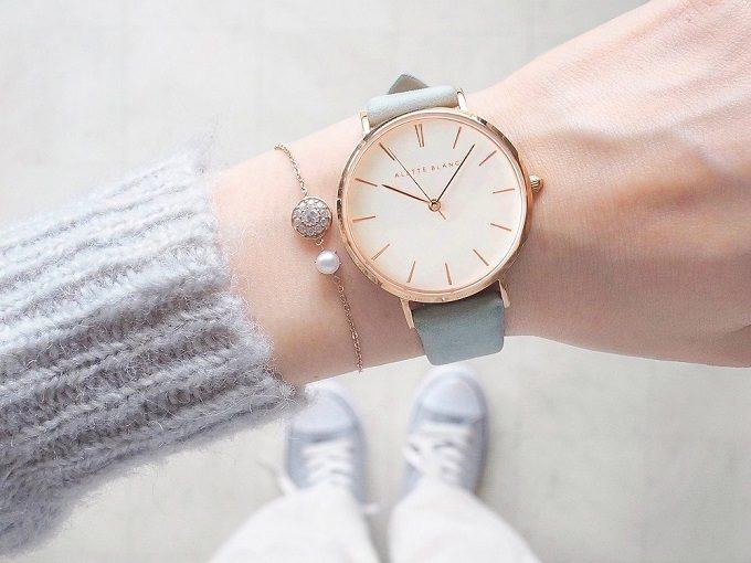 大人女子におすすめのALETTE BLANCの新作腕時計「パレットコレクション」5