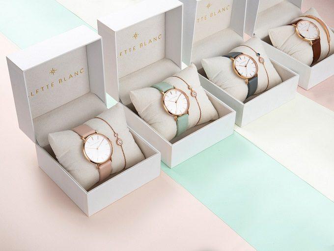大人女子におすすめのALETTE BLANCの新作腕時計「パレットコレクション」6
