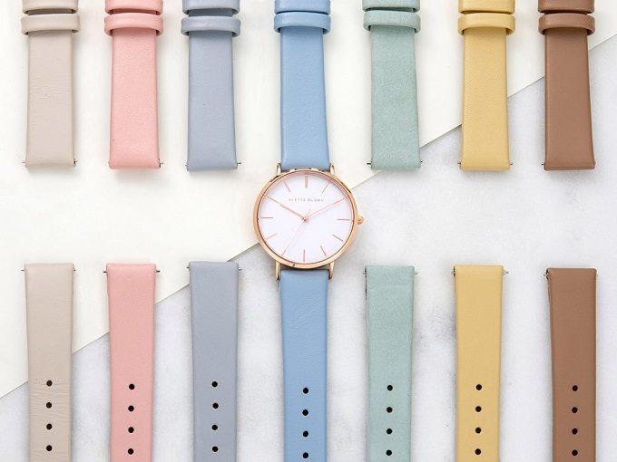 大人女子におすすめのALETTE BLANCの新作腕時計「パレットコレクション」7