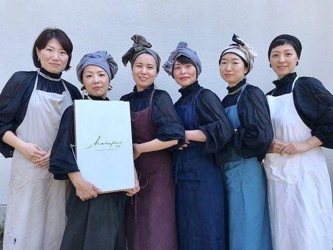 福岡県を拠点に活動するフードクリエイター集団「harapecolab (ハラペコラボ)」