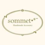 sommet(ソメ)のロゴ