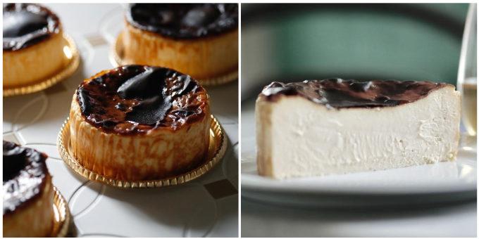 ギフトにおすすめの東京・広尾「「BELTZ(ベルツ)」のバスクチーズケーキ2