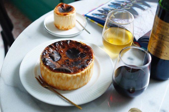 ギフトにおすすめの東京・広尾「「BELTZ(ベルツ)」のバスクチーズケーキ3