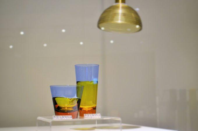「Sghr スガハラ」のガラス製品