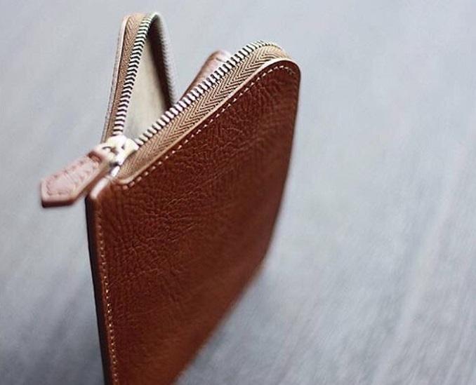 革小物ブランド「Ad maiora! Designare(アドマイオーラデジナーレ)」の美しい革財布