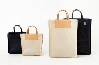 地球に優しく、スタイリッシュ。廃棄衣料から生まれた「ITTI × commpost」のバッグ