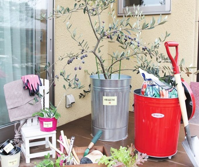 キッチンにおすすめのゴミ箱、OBAKETSU