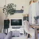 ごちゃごちゃ解消!収納が少ない部屋でもスッキリ見せる...