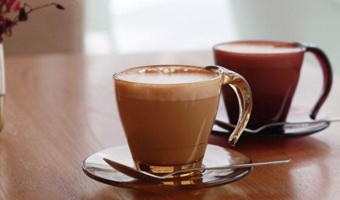「Sghr スガハラ」のコーヒーカップ