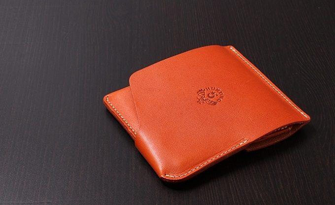 ミニ財布の悩みを解消し時短を叶えたコンパクト財布「JITAN」2