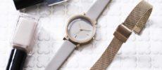 秋冬におすすめ「KLASSE14」の腕時計