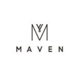 「MAVEN WATCHES(マベンウォッチズ)」ロゴ