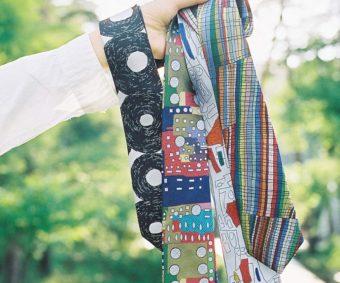 ファッションのアクセントに。アート作品を模様にした「MUKU」の表情豊かなネクタイ
