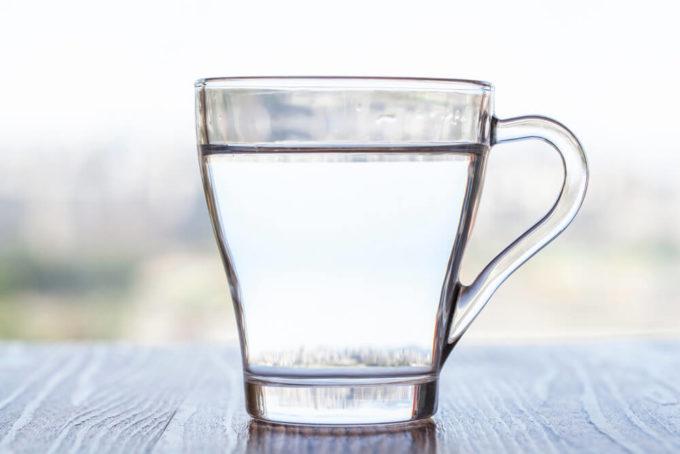 白湯の正しい作り方、効果的な飲み方