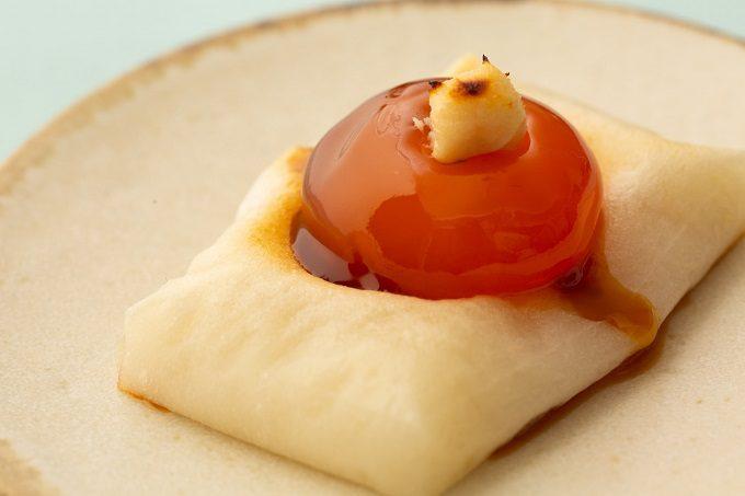 お餅ブランド「THE OMOCHI」の、卵を使ったアレンジレシピ