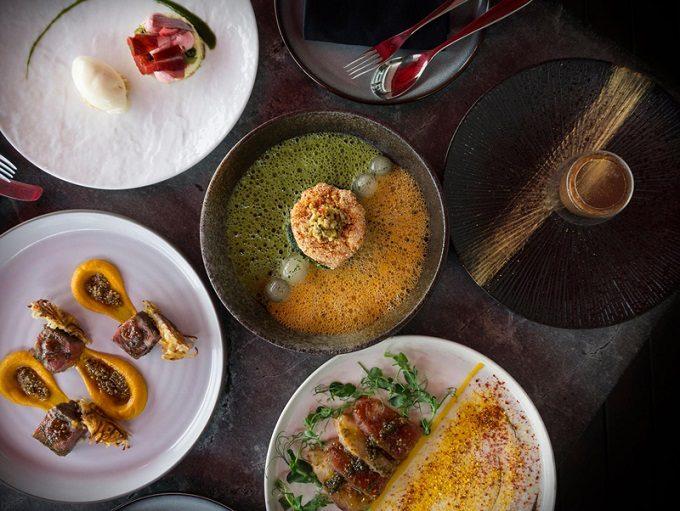 「CÉ LA VI TOKYO」の料理の写真