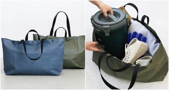 年末年始の帰省や海外旅行でも活躍。便利な大きめバッグを持って出かけよう