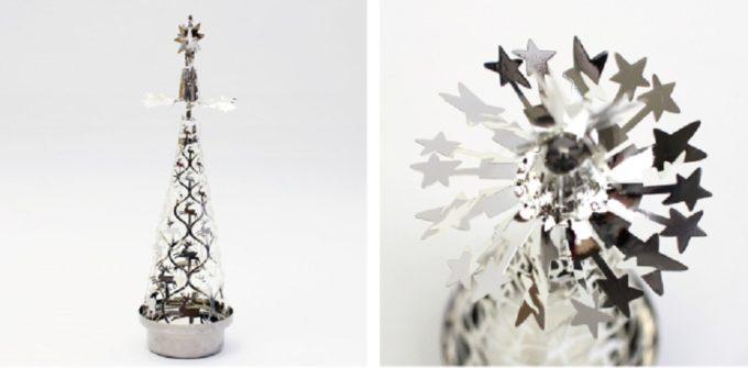 大人可愛いクリスマス雑貨、聖夜にぴったりのクリスマスツリー