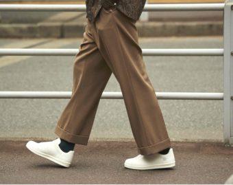 プロユースの靴を日常に。「810s(エイトテンス)」の快適な新作シューズ