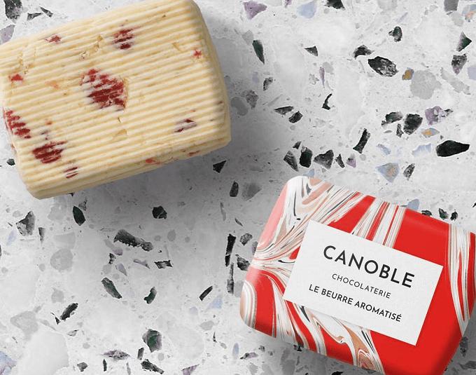 「CANOBLE(カノーブル)」の食べるバター