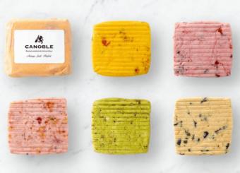 「塗る」ではなく「食べる」ためのバター。「CANOBLE」の新感覚バターを味わおう