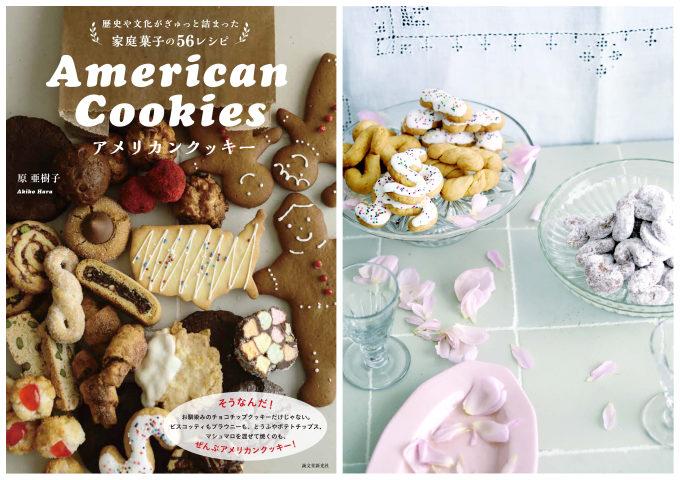 『アメリカンクッキー』の本の写真