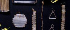 「DayDream」の様々なガラスピアスの写真