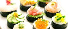おめでたい席にぴったり。華やかな「ひとくち祝い寿司」の簡単レシピ