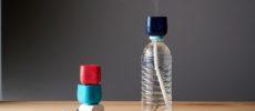 ペットボトル加湿器の写真
