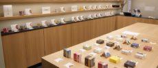 缶詰専門店「ひとかん」の店内の写真