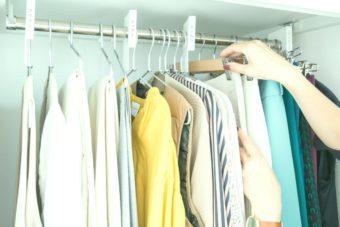 プロの整理収納アドバイザーが考案。衣類整理が簡単にできる「IRUI INDEX」