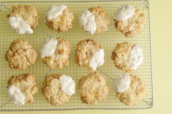 ポテトチップクッキーの写真