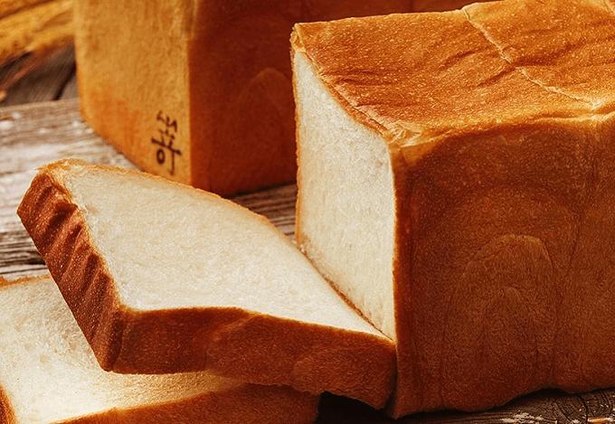 「嵜本(さきもと)」の食パン