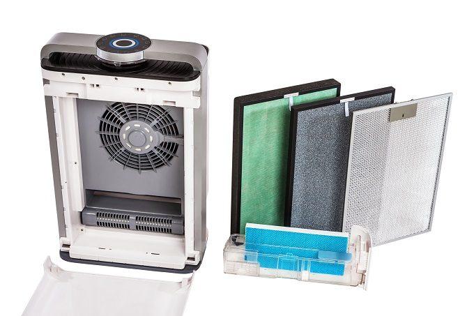 加湿器フィルターのしつこい汚れは、クエン酸を使った掃除で対策を!